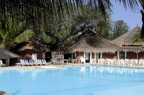 Senegal-Dakar, Hôtel Neptune 5*