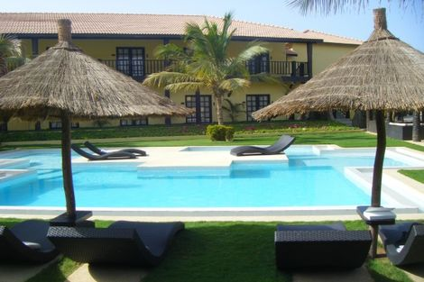 Senegal-Dakar, Hôtel The Rhino Resort & Spa 5*