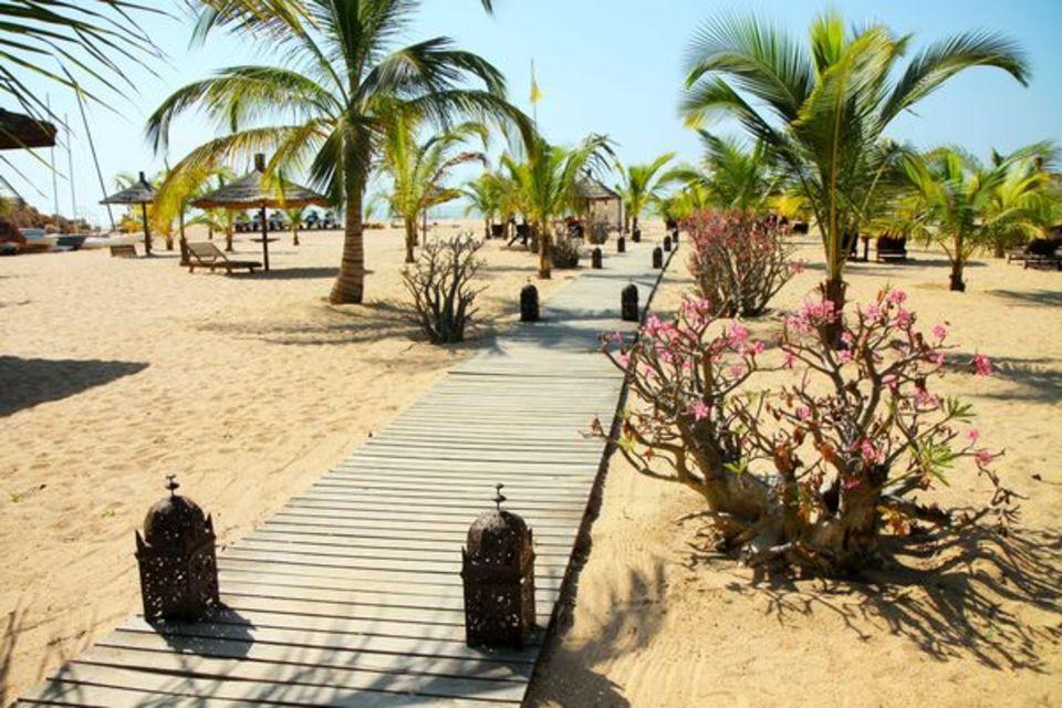 Hôtel Lamantin Beach Resort & Spa Petite Côte Senegal