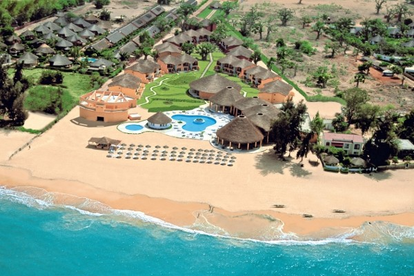 Plage - Royal Saly Club Royal Saly		3* Dakar Senegal