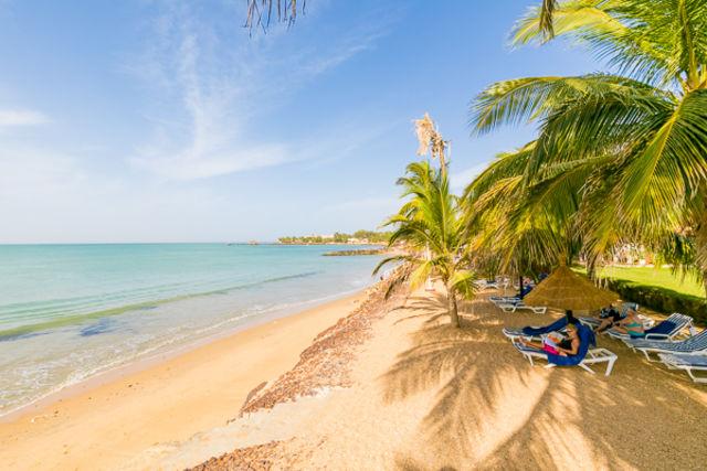 Senegal : Hôtel Royam