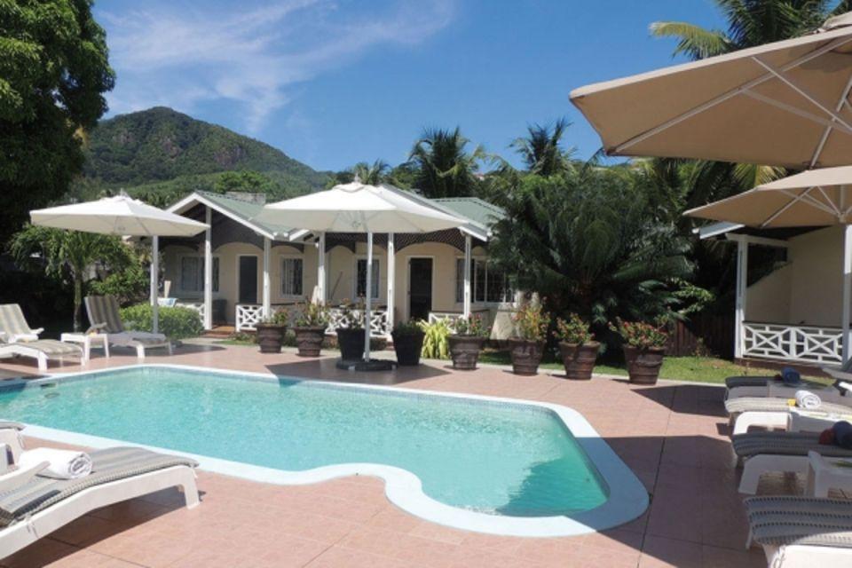 Hôtel La Roussette Seychelles Océan indien et Pacifique Seychelles