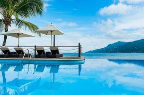 Seychelles-Mahe, Hôtel Meridien Fisherman's Cove 5*