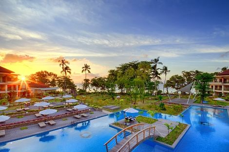 Seychelles-Mahe, Hôtel Savoy Resort & Spa 5*
