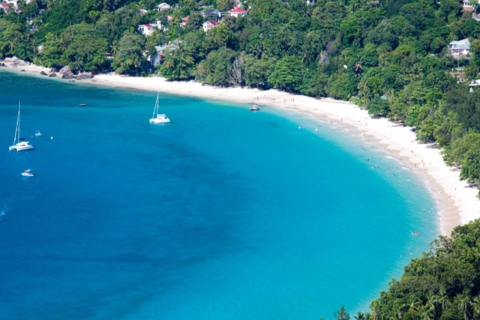 Hôtel Coral Strand Smart Choice Océan indien et Pacifique Seychelles