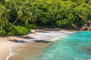 Seychelles-Mahe, Hôtel H Resort Beau Vallon Beach 5*