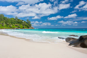 Seychelles-Mahe, Hôtel Britannia 3*