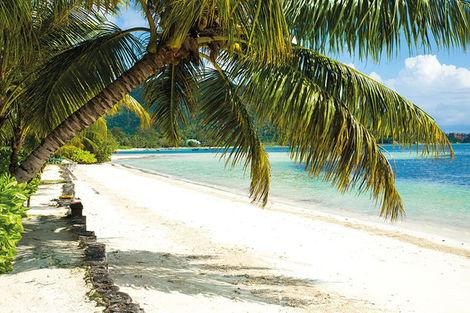 Seychelles-Praslin, Combiné hôtels 3 îles : Praslin, La Digue, Mahé : Indian Ocean Lodge + La Digue Lodge + Carana Beach