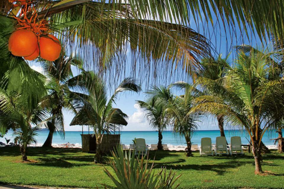 Hôtel Côte d'Or Lodge Océan indien et Pacifique Seychelles