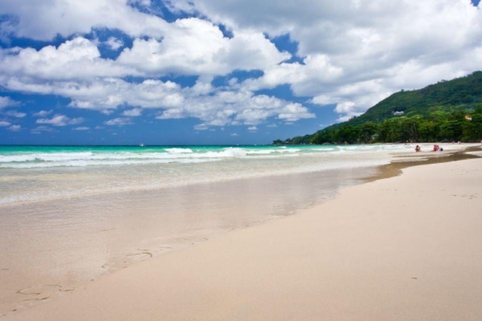 Hôtel Palm Beach Océan indien et Pacifique Seychelles