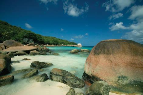 Seychelles : Hôtel Paradise Sun