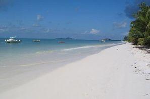 Seychelles-Praslin, Hôtel Villa de Mer 3*