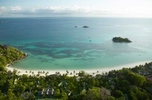 Seychelles-Praslin, Hôtel Paradise Sun 4*