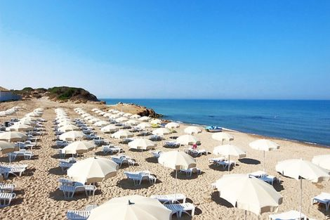 Sicile et Italie du Sud-Catane, Club Jumbo Athena Resort 4*
