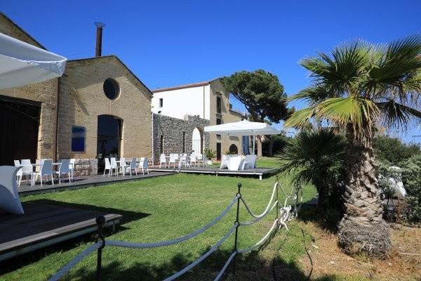 Tonnara Trabia - Tonnara Trabia Hôtel Tonnara Trabia4* Palerme Sicile et Italie du Sud