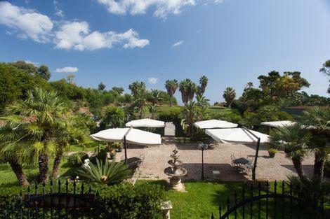 Sicile et Italie du Sud-Palerme, Hôtel Villa D'Amato 3*