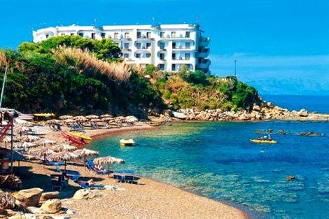 Sicile et Italie du Sud-Palerme, Club Lookea Essentiel Cefalu 3*