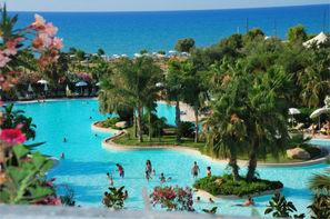 Sicile et Italie du Sud-Palerme, Hôtel Acacia Resort 4*