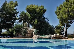Sicile et Italie du Sud-Palerme, Hôtel Citta del Mare 3*