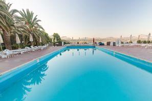 Sicile et Italie du Sud-Palerme, Hôtel Club Perla Del Golfo 3*