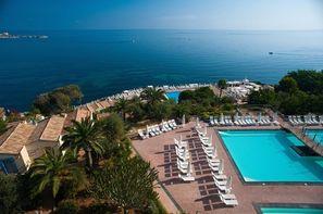 Sicile et Italie du Sud-Palerme, Hôtel Domina Coral Bay 4*