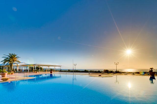 Sicile et Italie du Sud : Hôtel Framissima Florio Park