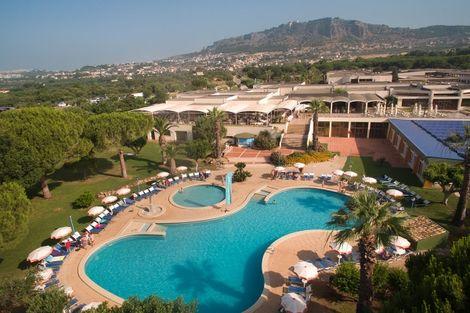 Sicile et Italie du Sud-Palerme, Club Marmara Alicudi 4*
