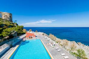 Sicile et Italie du Sud-Palerme, Hôtel Splendid la Torre 4*