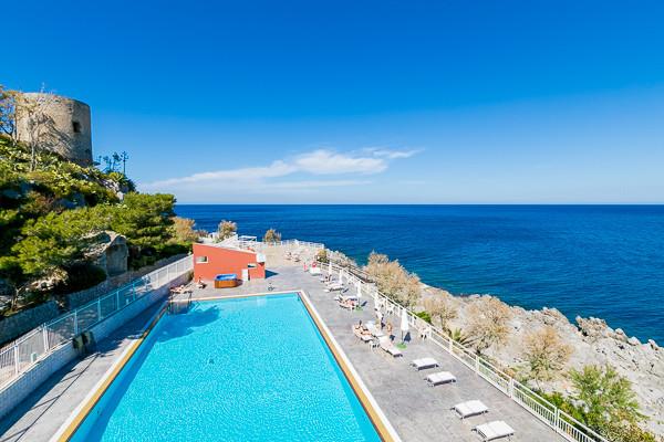 hotel splendid la torre palerme sicile et italie du sud