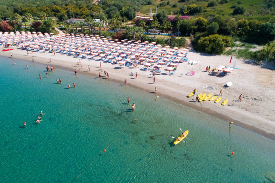 Club Jumbo Lipari Sicile et Italie du Sud Italie