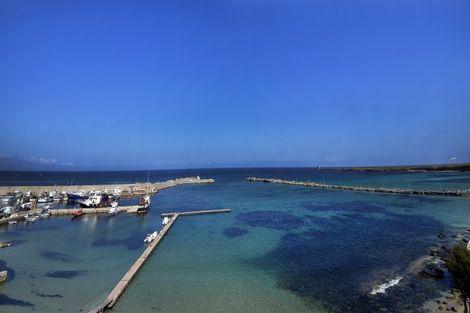 Sicile et Italie du Sud-Palerme, Hôtel Palm Beach 3*