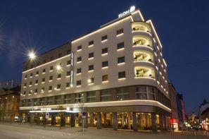 Slovenie-Ljubljana, Hôtel Slon 4*