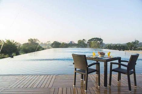 Sri Lanka-Colombo, Hôtel Aliya Resort & Spa 4* sup
