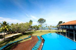 Sri Lanka-Colombo, Hôtel Cinnamon Bey 5*