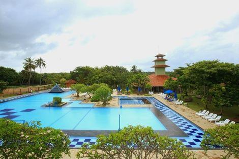Sri Lanka-Colombo, Hôtel Club Palm Bay 4*