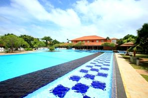Sri Lanka-Colombo, Hôtel Club Palm Bay 4*