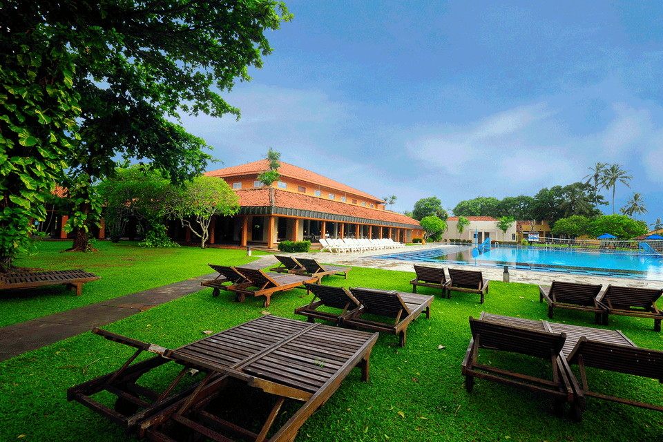 Hôtel Club Palm Bay Colombo Sri Lanka