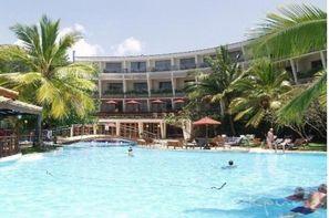 Sri Lanka-Colombo, Hôtel Eden Resort & Spa 5*