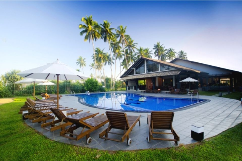 Hôtel Kamili Beach Villa Colombo Sri Lanka