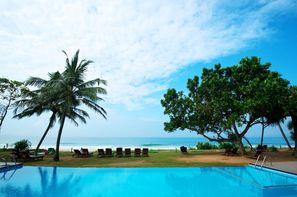 Sri Lanka-Colombo, Hôtel Koggala Beach 3*