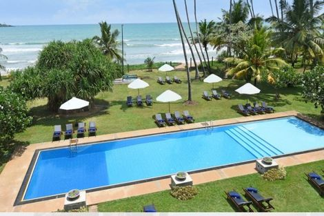 Sri Lanka-Colombo, Hôtel Mandara Resort 4*