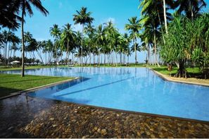 Sri Lanka-Colombo, Hôtel The Blue Water 4*