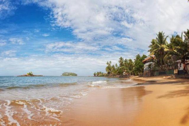Sri Lanka : Hôtel Earl's Reef