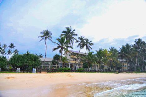 Sri Lanka-Colombo, Hôtel Insight Resort 3*