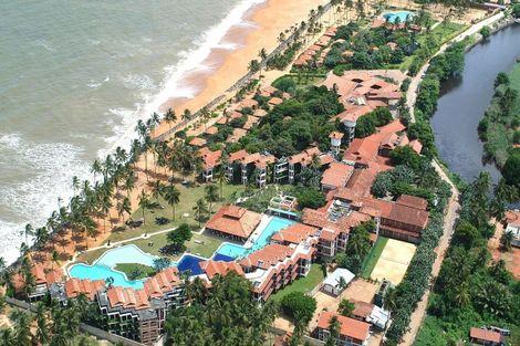 Sri Lanka-Colombo, Hôtel Club Dolphin 4*