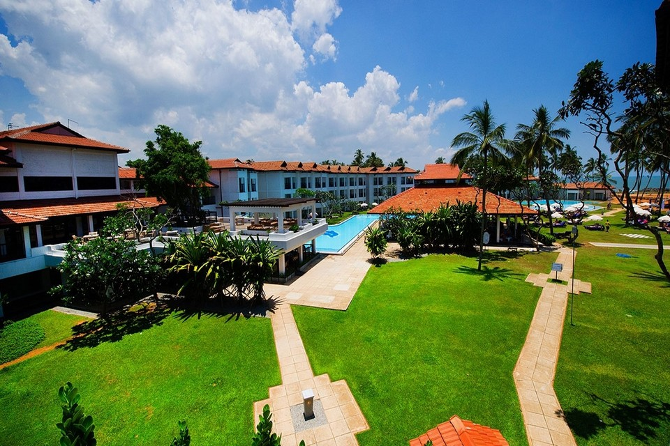 Hôtel Club Dolphin Colombo Sri Lanka