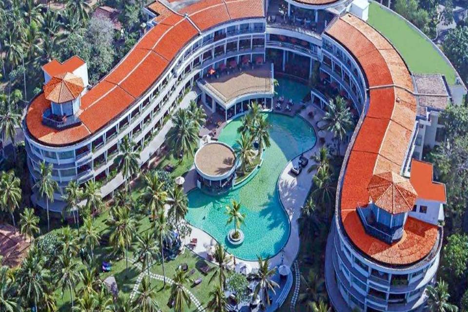 Hôtel Eden Resort & Spa Colombo Sri Lanka