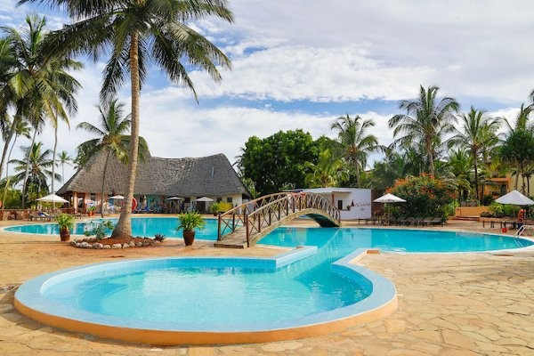 Piscine - Bravo Club Kiwenga Club Bravo Club Kiwenga4* Zanzibar Tanzanie