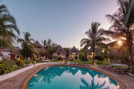 Tanzanie-Zanzibar, Hôtel Filao Beach Zanzibar 4*
