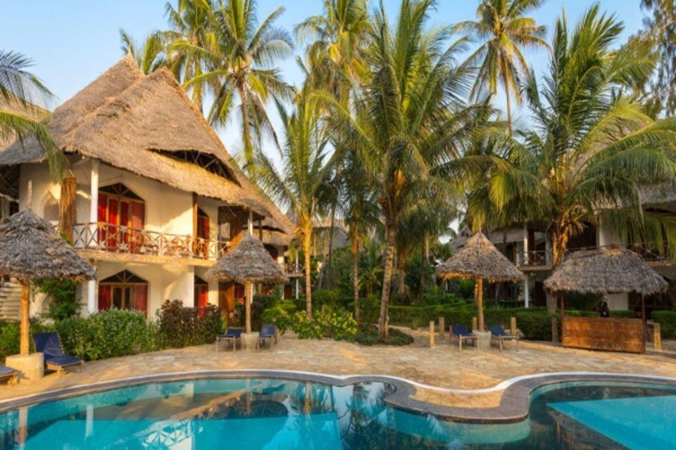 Club Kappa Club Waridi Beach Resort & Spa Zanzibar Tanzanie